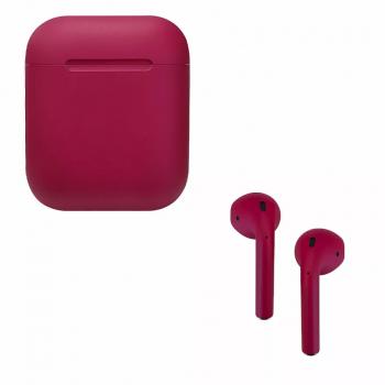 Наушники Apple AirPods 2, дикая вишня матовые