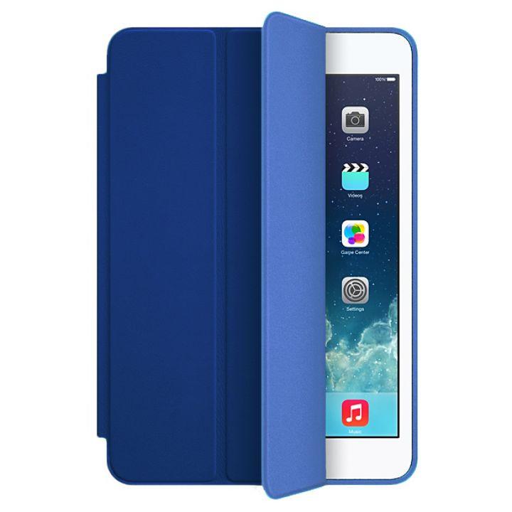 Синий чехол для iPad Mini 5 Smart Case