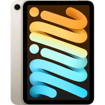 """Планшет Apple iPad mini 8.3"""" (2021) Wi-Fi 64 ГБ «сияющая звезда»"""