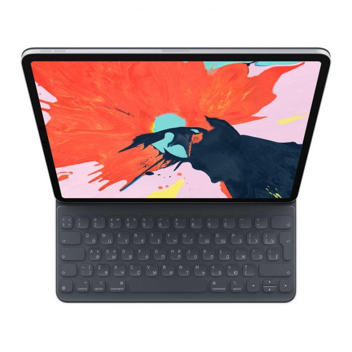 """Клавиатура Smart Keyboard Folio для iPad Pro 12,9"""" (3‑го и 4-го поколения), русская раскладка"""