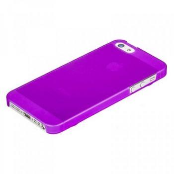 Накладка пластиковая XINBO для iPhone 5/5s/SE фиолетовая