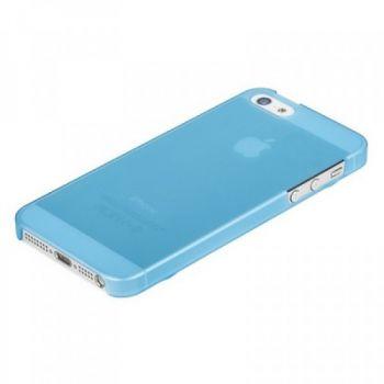 Накладка пластиковая XINBO для iPhone 5/5s/SE голубая
