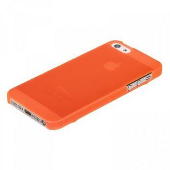 Накладка пластиковая XINBO для iPhone 5/5s/SE оранжевая