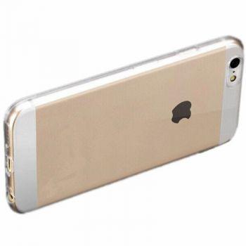 Силиконовый чехол для iPhone 6/6s (прозрачный)