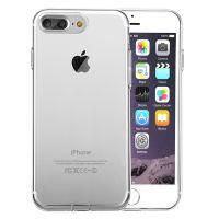 Силиконовый чехол для iPhone 7/8 Plus (прозрачный)
