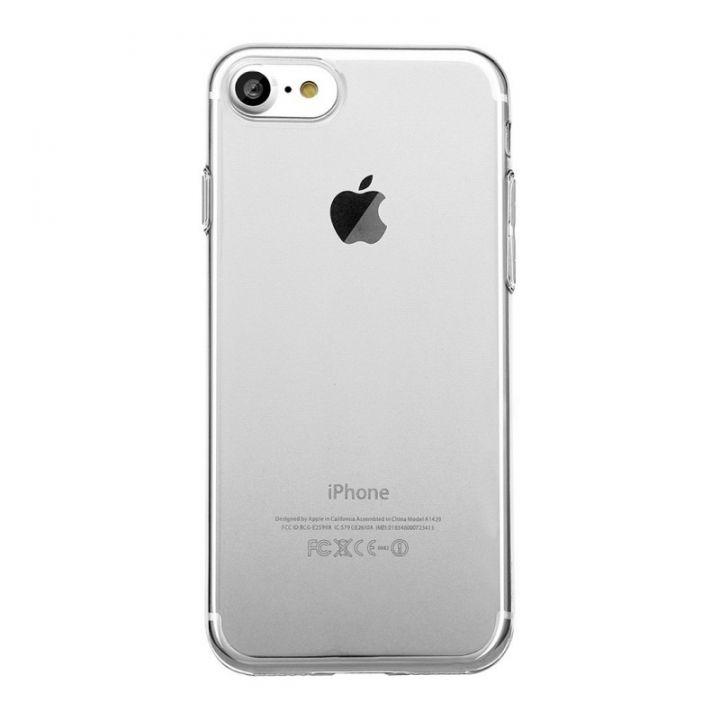 Силиконовый чехол для iPhone 7/8/SE2 (прозрачный)