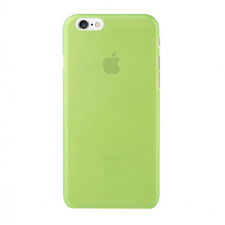 Зеленый силиконовый чехол-накладка для iPhone 7/8/SE2