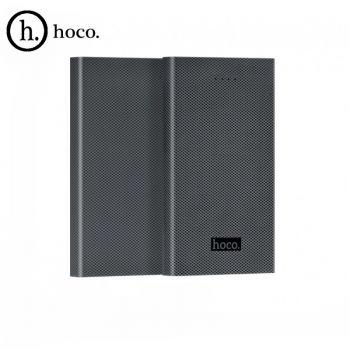 Внешний аккумулятор HOCO(original) B12A. 2xUSB 2.1A. Ёмкость 13000 mAh Серый