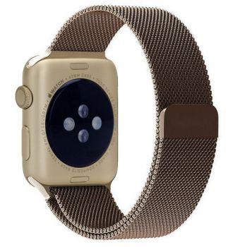 Ремешок Миланский Mokka Milanese Loop Cocao для Apple Watch 42/44 мм
