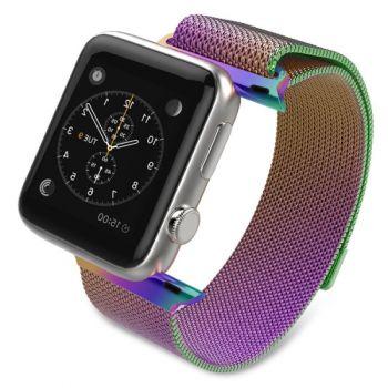 Ремешок Миланский Mokka Milanese Loop ColorFull для Apple Watch 42/44 мм