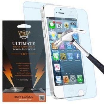 Защитное стекло BUFF Anti-shock для iPhone 5/5S/5C/SE