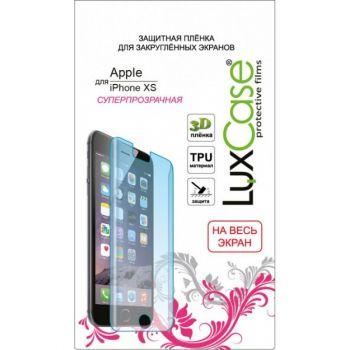 Защитная пленка Luxcase TPU для iPhone X/XS (глянцевая)