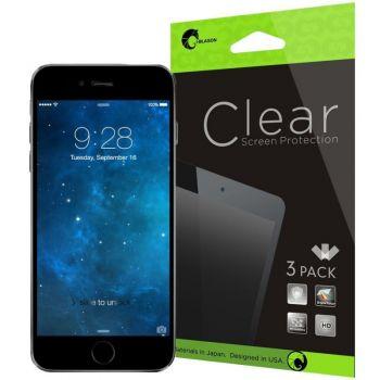 Глянцевая защитная плёнка для iPhone 6Plus/6S plus