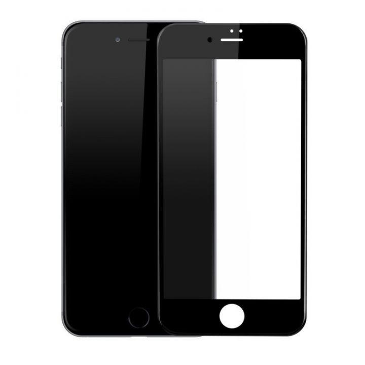 Защитное 3D стекло для iPhone 7/8/SE2 - черное