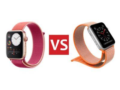 Сравнение 4 и 5 моделей Apple Watch мнение специалистов