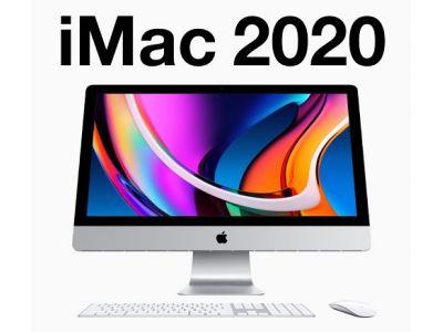 Новый Apple iMac 2020 - полный обзор, характеристика