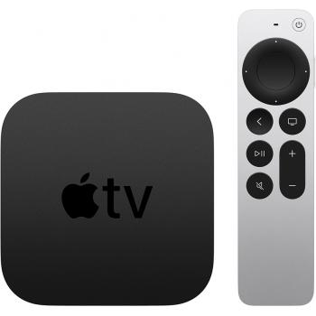 Apple TV 4K, 64 ГБ, MXH02 (2-го поколения)