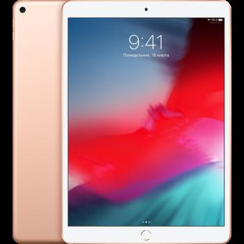 Планшет  Apple iPad Air 2019 Wi-Fi  64 Gb «золотой»