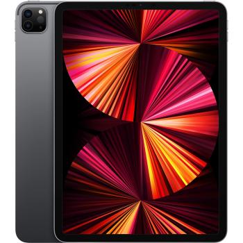 "Планшет Apple iPad Pro (2021) 11"" Wi-Fi + Cellular 128 ГБ, «серый космос»"