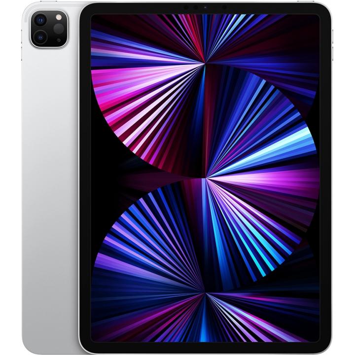 "Apple iPad Pro (2021) 11"" Wi-Fi + Cellular 256 ГБ, «серебристый»"