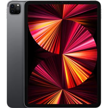 "Планшет Apple iPad Pro (2021) 11"" Wi-Fi + Cellular 256 ГБ, «серый космос»"