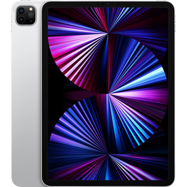 "Apple iPad Pro (2021) 11"" Wi-Fi + Cellular 2 ТБ, «серебристый»"