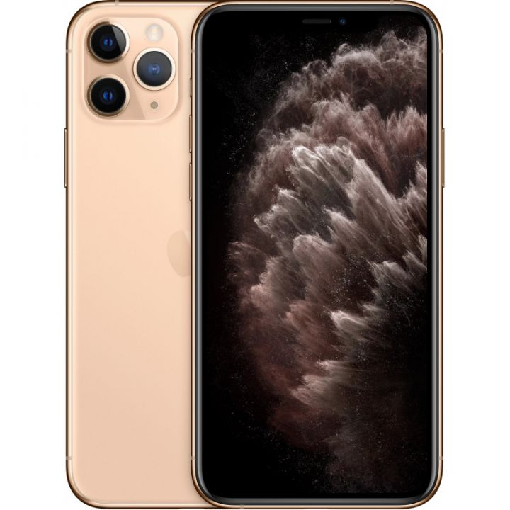 Apple iPhone 11 Pro Max 256 Гб «золотой»