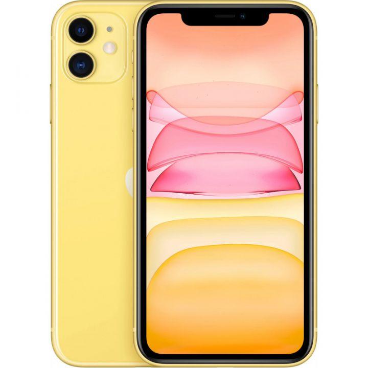Apple iPhone 11 128 Гб «жёлтый»