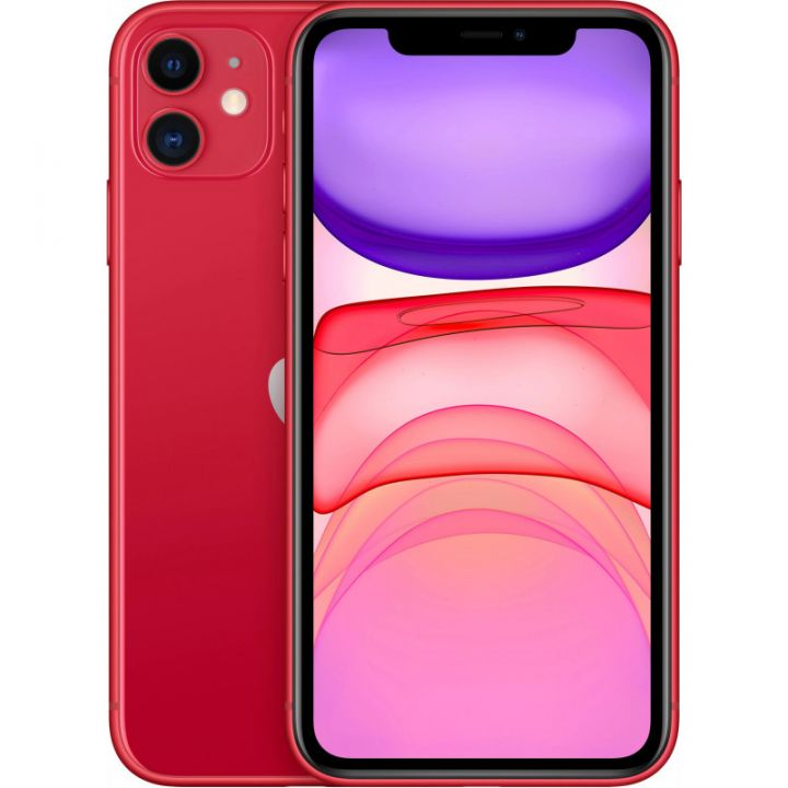 Apple iPhone 11 128 Гб «красный»