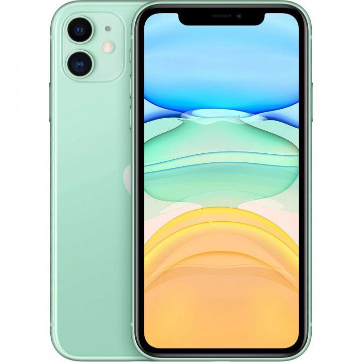 Apple iPhone 11 128 Гб  «зелёный»