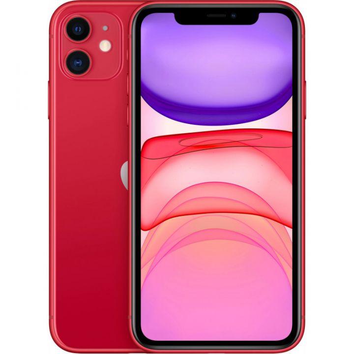 Apple iPhone 11 64 Гб «красный»