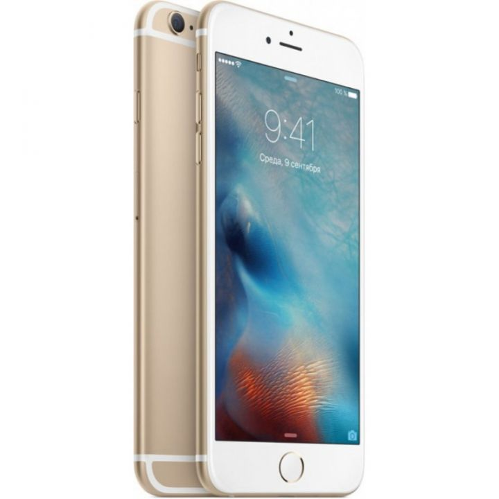 Apple iPhone 6S Plus 128ГБ «золотой»