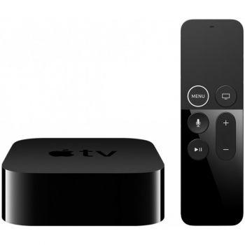 Apple TV 4K 32GB (MQD22) «черный»
