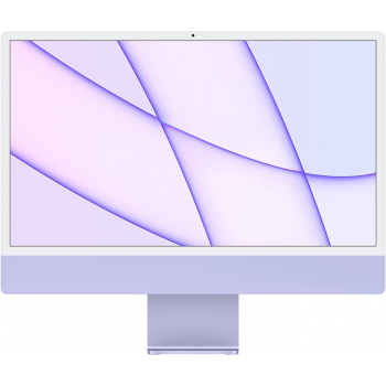 "Apple iMac 24"" Z130000BK Retina 4,5K, (M1 8C CPU, 8C GPU), 8 ГБ, 256 ГБ SSD, «фиолетовый»"