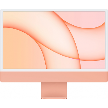 "Apple iMac 24"" Z132000BK Retina 4,5K, (M1 8C CPU, 8C GPU), 8 ГБ, 256 ГБ SSD, «оранжевый»"