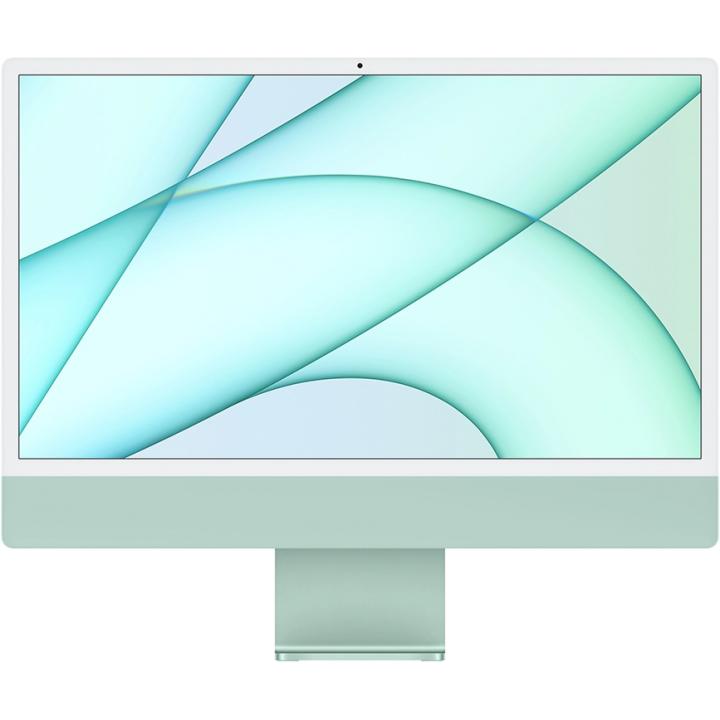 """Apple iMac 24"""" MGPJ3 (2021), Retina 4,5K, (M1 8C CPU, 8C GPU), 8 ГБ, 512 ГБ SSD, «зелёный»"""