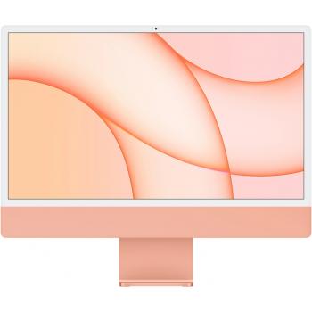 "Apple iMac 24"" Z133000AH Retina 4,5K, (M1 8C CPU, 8C GPU), 8 ГБ, 512 ГБ SSD, «оранжевый»"