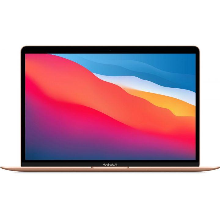 "MacBook Air 13"" (MGND3), 8 Core M1, 8 ГБ, 256 ГБ SSD,  GPU Apple M1 (7 ядер), «золотой»"