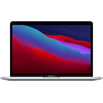 "MacBook Pro 13"" (MYDC2), 8 Core Apple M1, 8 ГБ, 512 ГБ SSD, GPU Apple M1 (8 ядер), Touch Bar «серебристый»"
