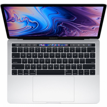 Apple MacBook Pro 13 (2019) MUHQ2RU/A, Core i5, 8 Gb, 128 ГБ SSD  «серебристый»