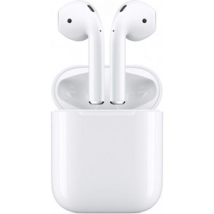Apple AirPods 2 в зарядном футляре (белый)