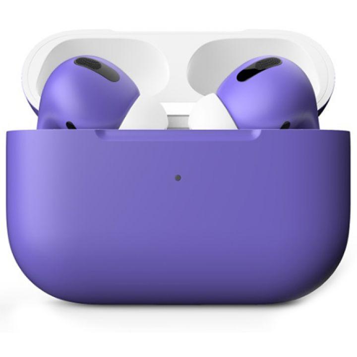 Наушники Apple AirPods Pro Custom Edition, фиолетовый матовый