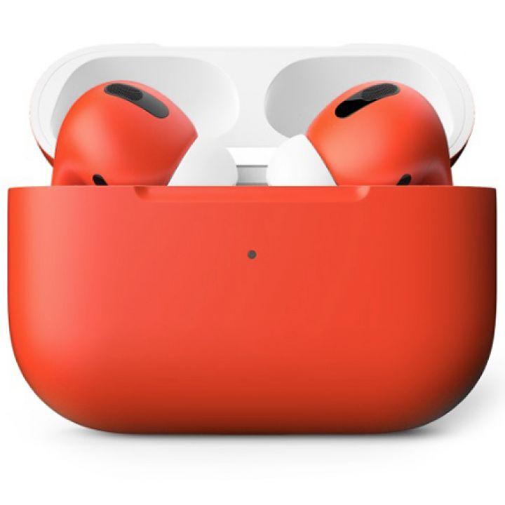 Наушники Apple AirPods Pro Custom Edition, коралловый матовый