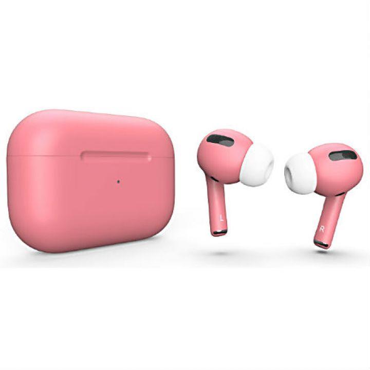 Наушники Apple AirPods Pro Custom Edition розовый матовый