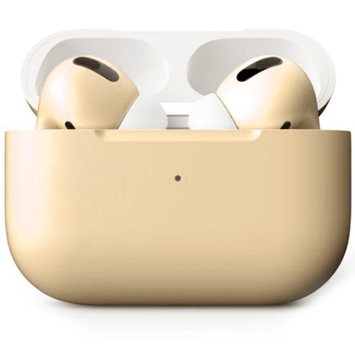 Наушники Apple AirPods Pro Custom Edition, телесный матовый