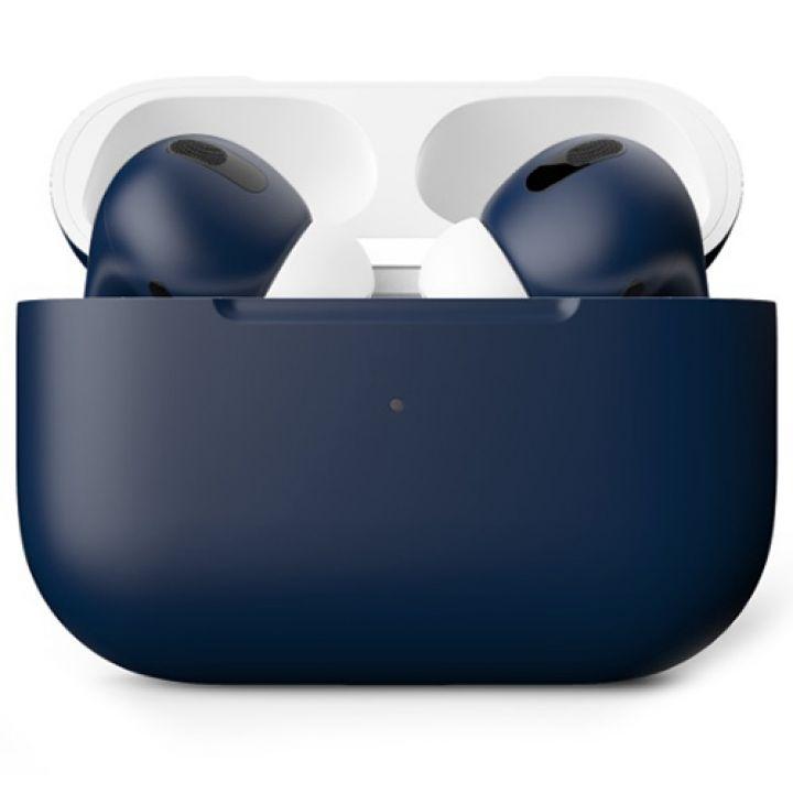 Наушники Apple AirPods Pro Custom Edition, тёмно-синий матовый