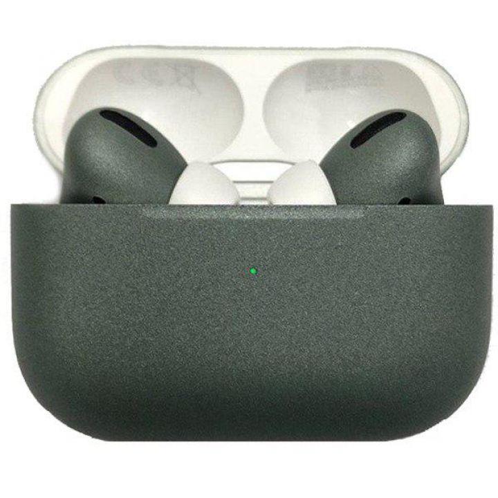 Наушники Apple AirPods Pro Custom Edition, зелёный матовый