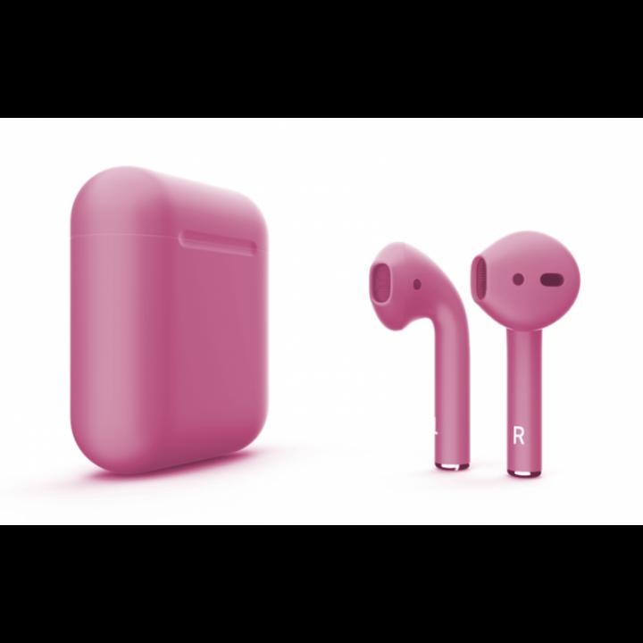 Наушники Apple AirPods розовые