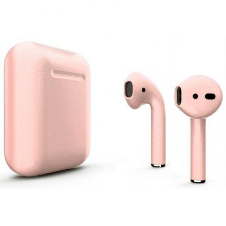 Наушники Apple AirPods розовое золото