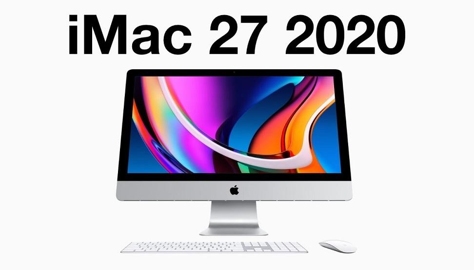 Описание iMac 27 2020